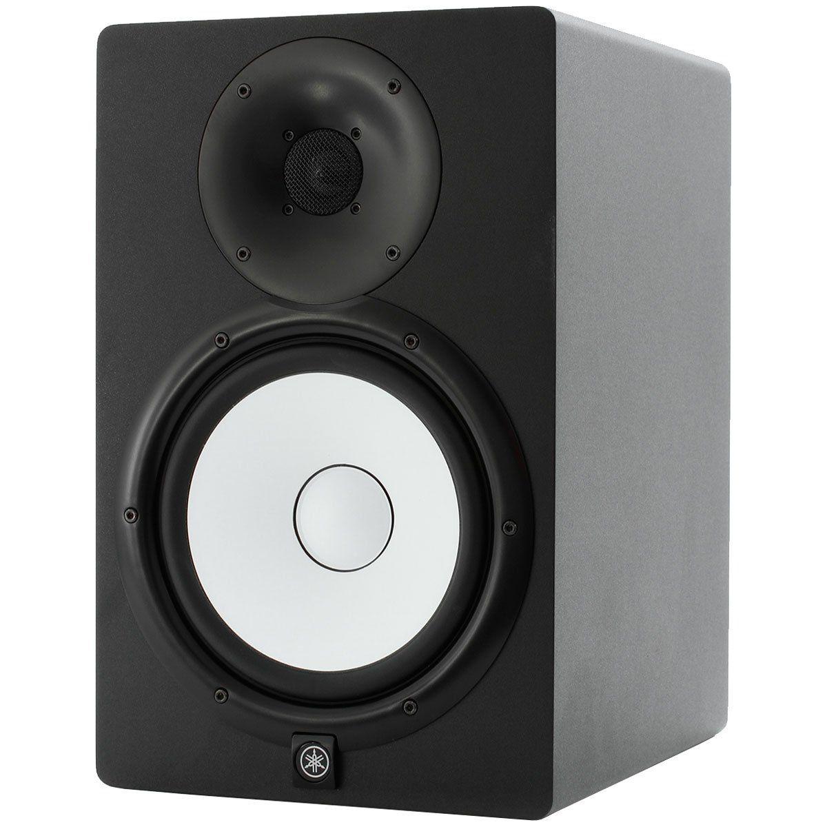 """Monitor de Referência Yamaha 8"""" Polegadas 120W HS8"""