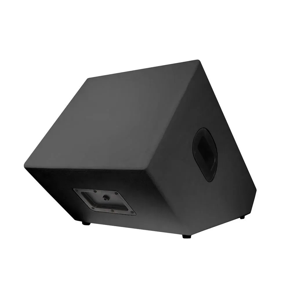 "Kit 2x caixas passivas 12"" 150W + 2x monitores passivos 12"" 150W + 2x tripés SomPlus"