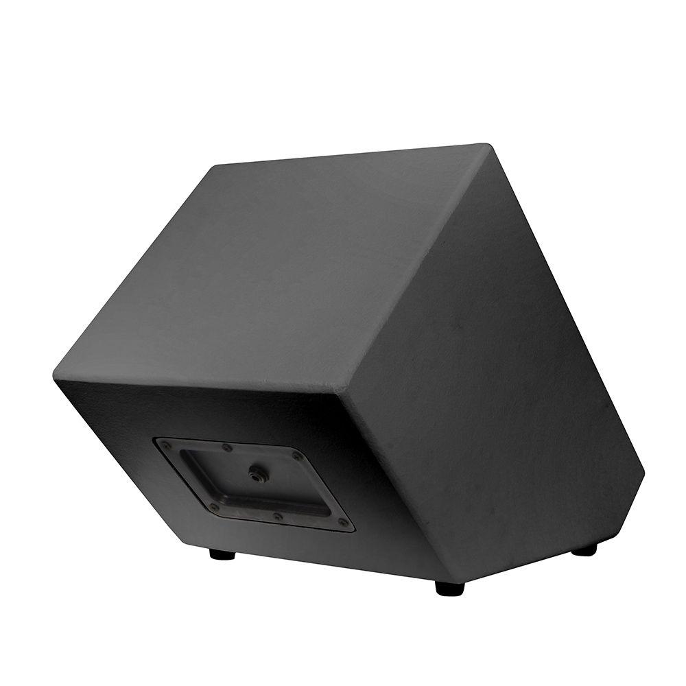 """Kit 2x monitores de palco passivos SomPlus 8"""" 150W SPMON82VIAS"""