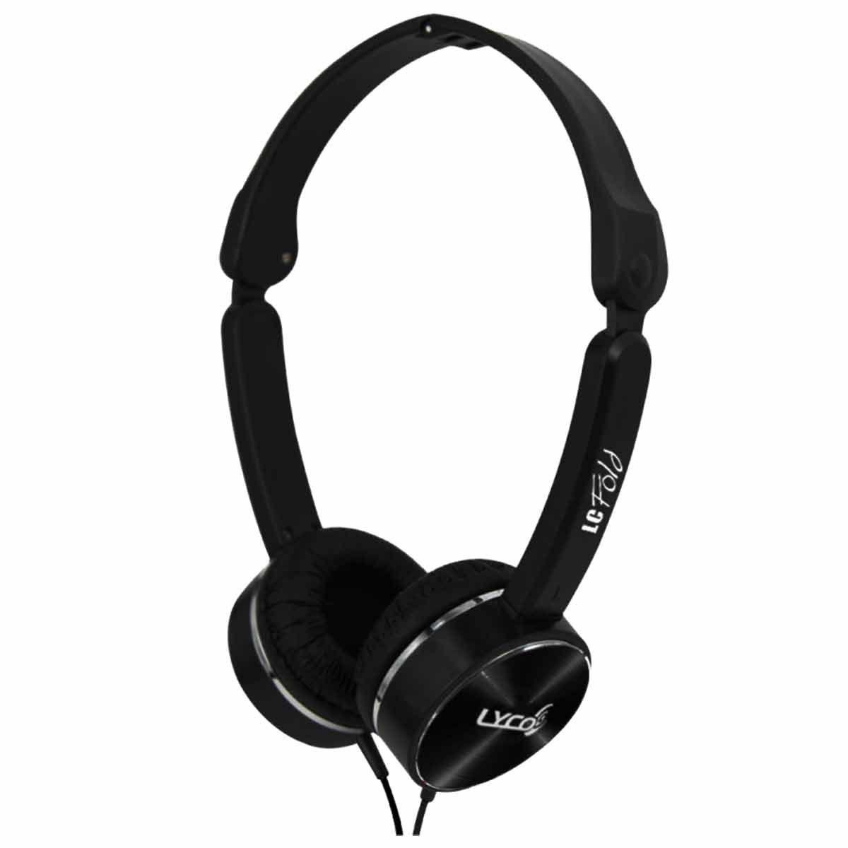 Fone de Ouvido On-ear 20 Hz - 20 KHz 32 Ohms - LC FOLD B Lyco