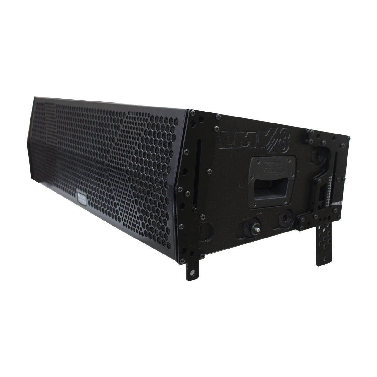 Line Array Ativo Mark Audio LMK 8 Falante 8 Polegadas 825W