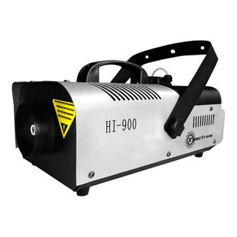 Máquina de Fumaça HI900 110V 900W 1 Litro Spectrum