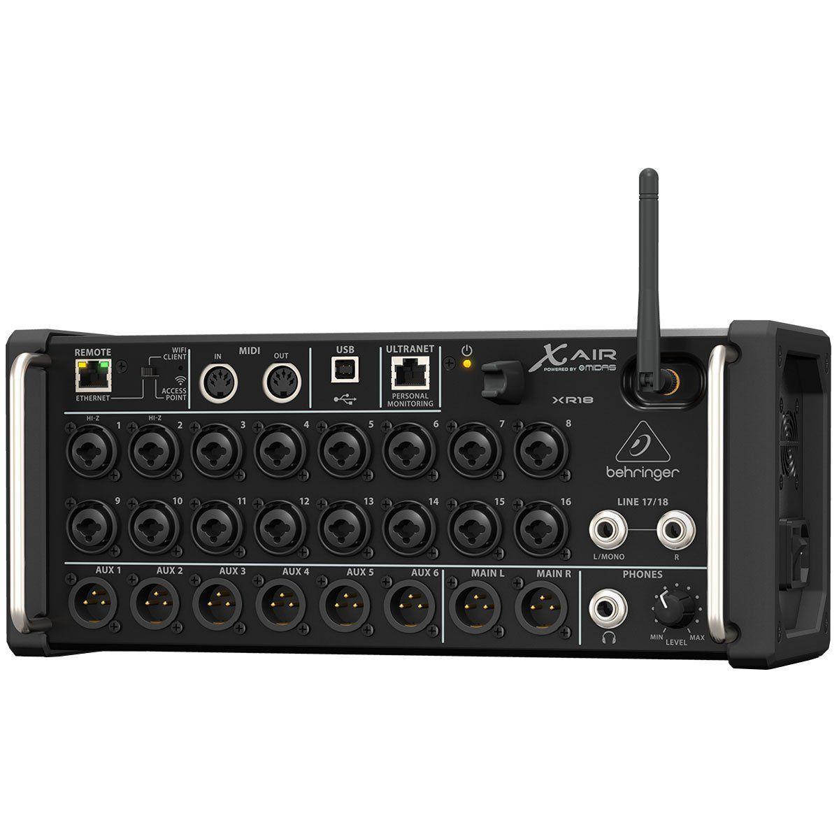 Mixer Digital X-air XR18 - Behringer