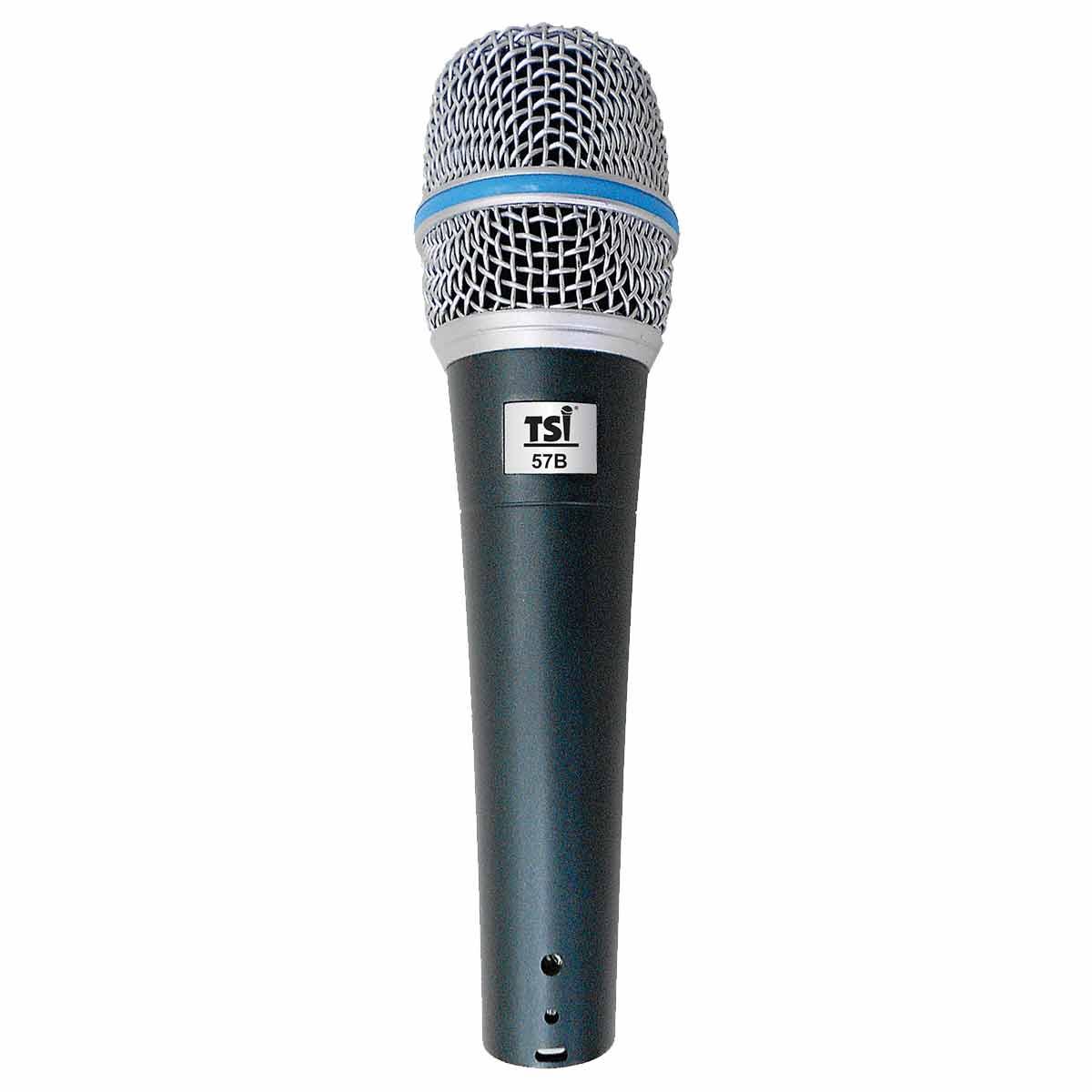 Microfone c/ Fio de Mão Dinâmico - 57 B TSI