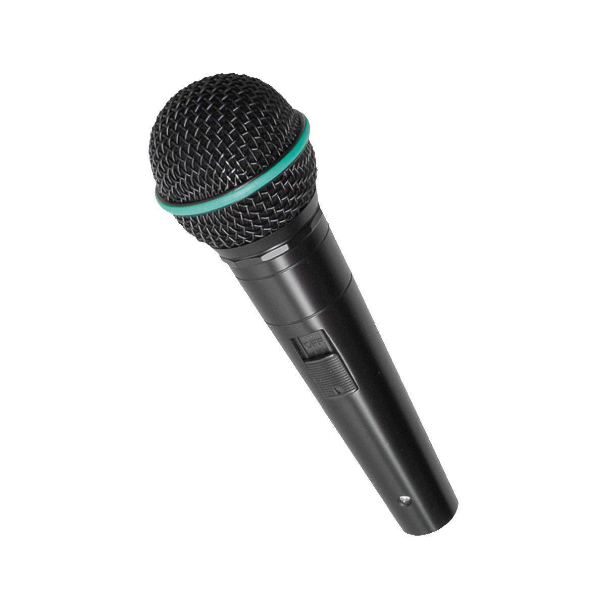 Microfone c/ Fio de Mão Dinâmico - 871 X CSR
