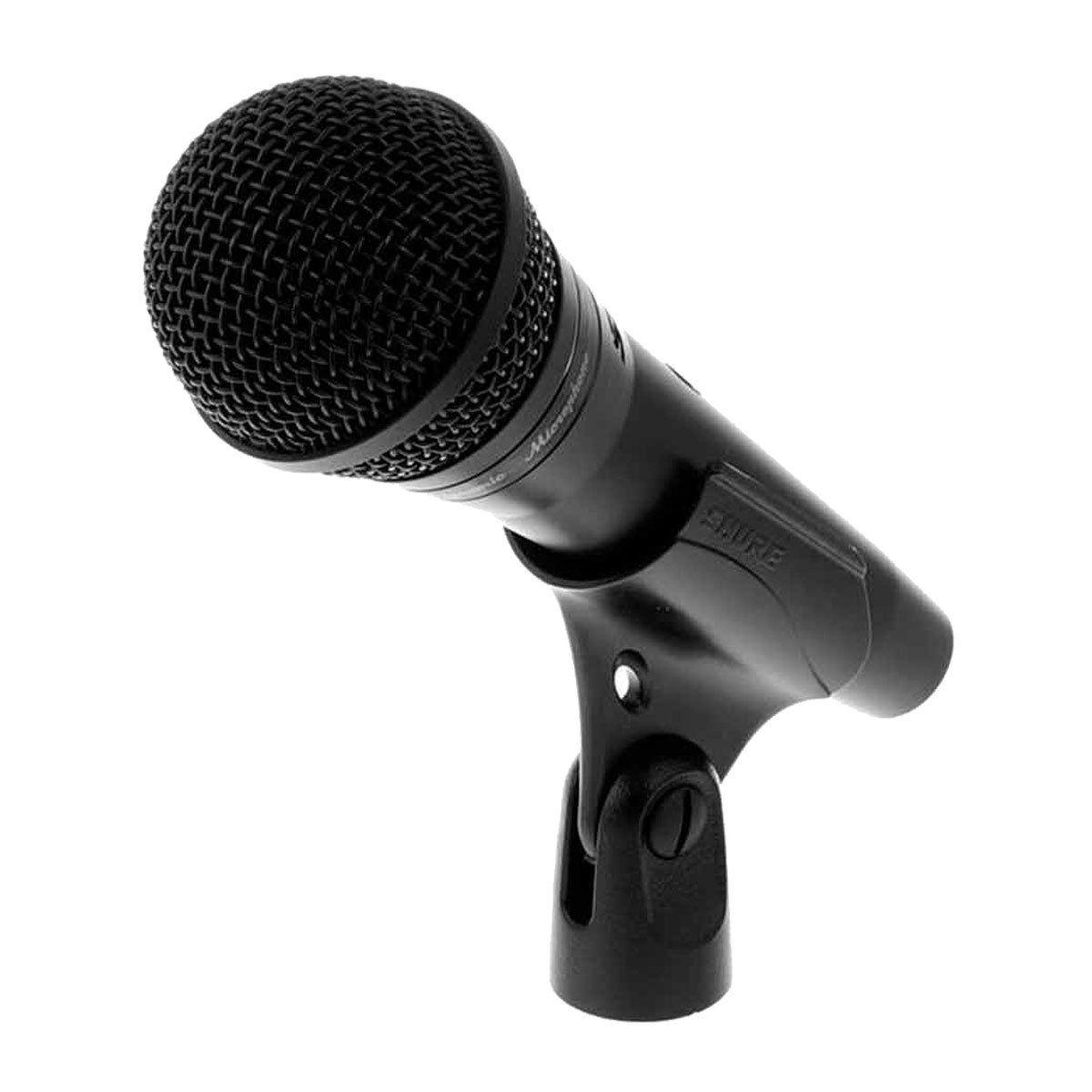 Microfone com Fio PG58-LC Dinâmico Cardióide Shure