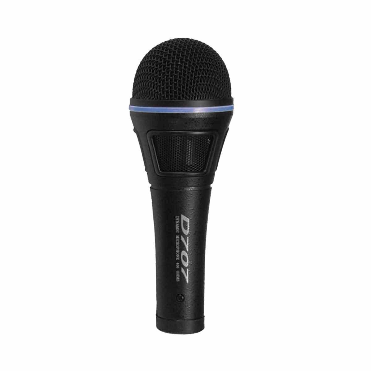 Microfone c/ Fio Dinâmico p/ Instrumentos - D 707 Yoga