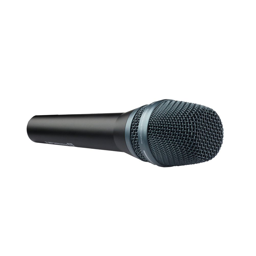 Microfone com Fio de Mão Voxtron By Relacart VOX SM 300 N Neodimio Profissional