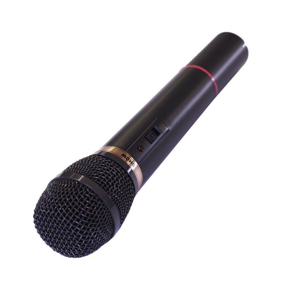 Microfone s/ Fio de Mão UHF - WR 401 R