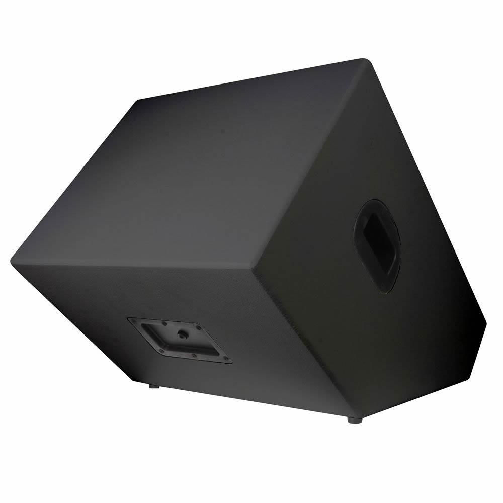 """Monitor de Palco Passivos SomPlus 15"""" 200W Kit 2 Caixas SPMON152VIAS"""