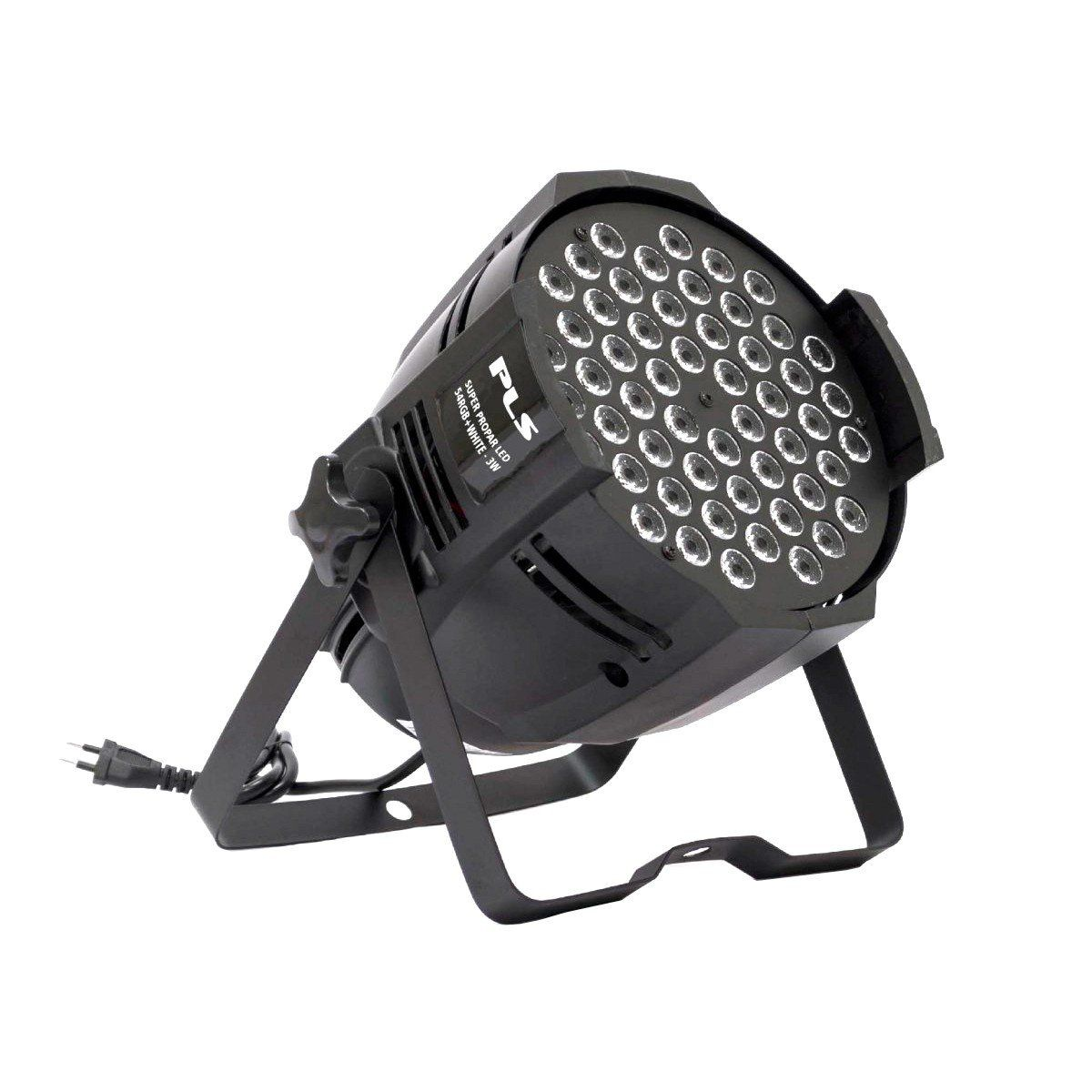 Refletor Propar LED 54 RGBW 3W - PLS