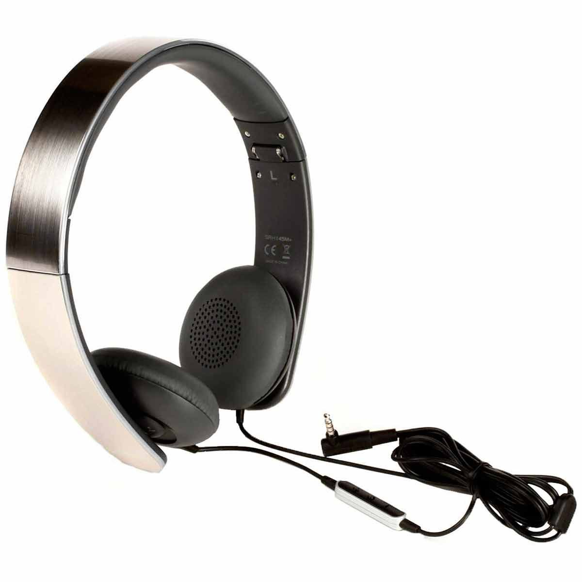 Fone de Ouvido Headphone SRH145M+ 34 Ohms Shure