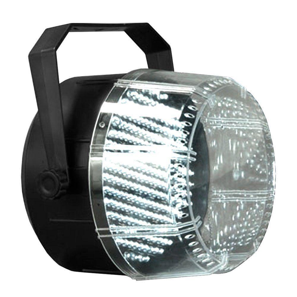 Strobo de LED HPC655 112 LEDs Brancos 50W Spectrum