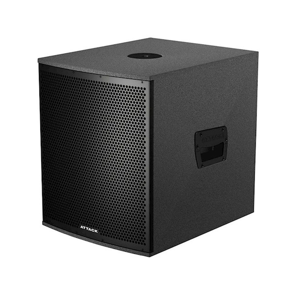 Subwoofer Ativo Fal 15 Pol 1000W VRS 1510 A - Attack