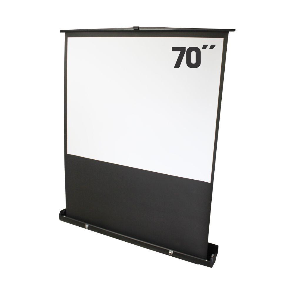 Tela de Projeção 70 Polegadas Portátil - CSR