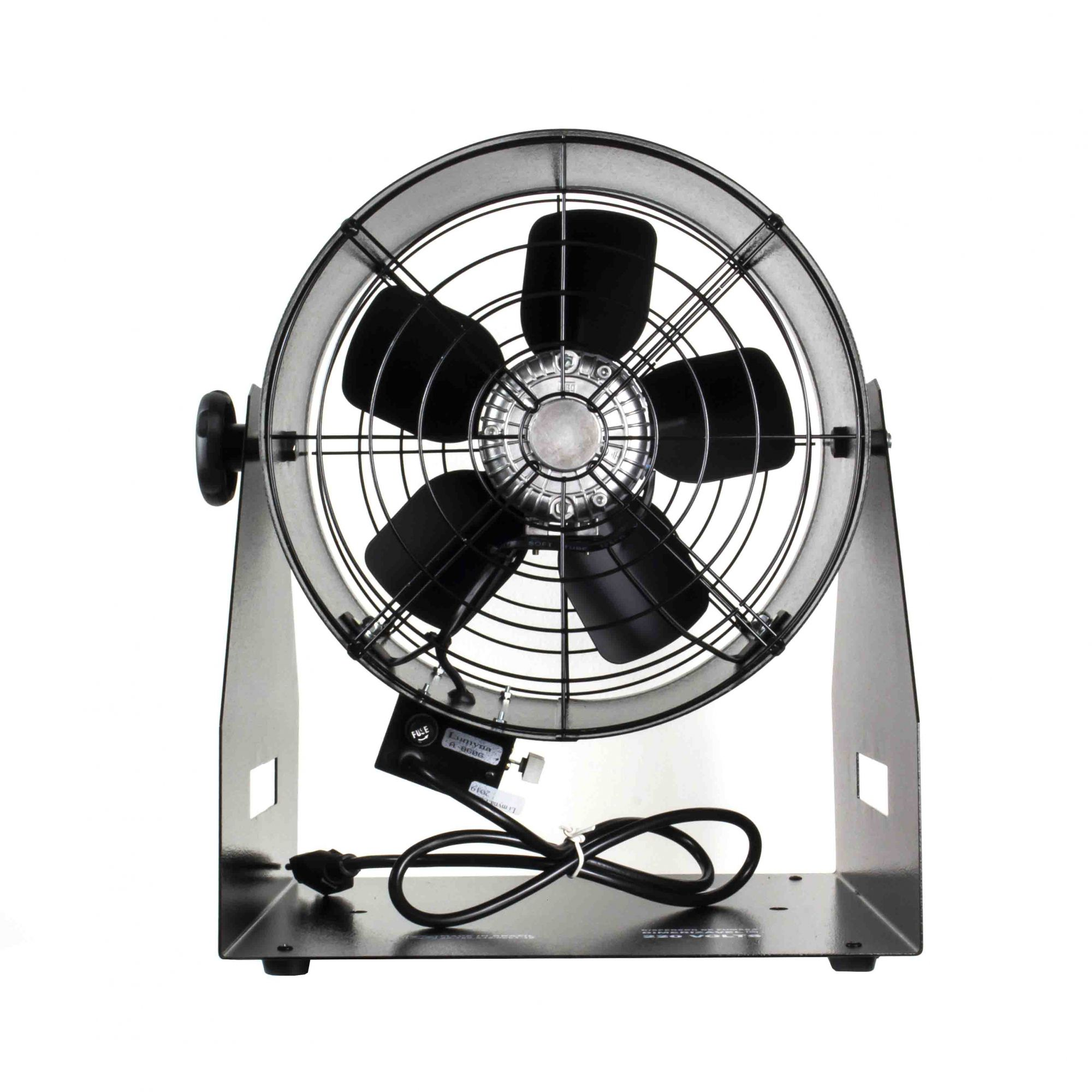 Ventilador Dispersor de Fumaça Dimmerizável Fan Dimmer Lumyna Light