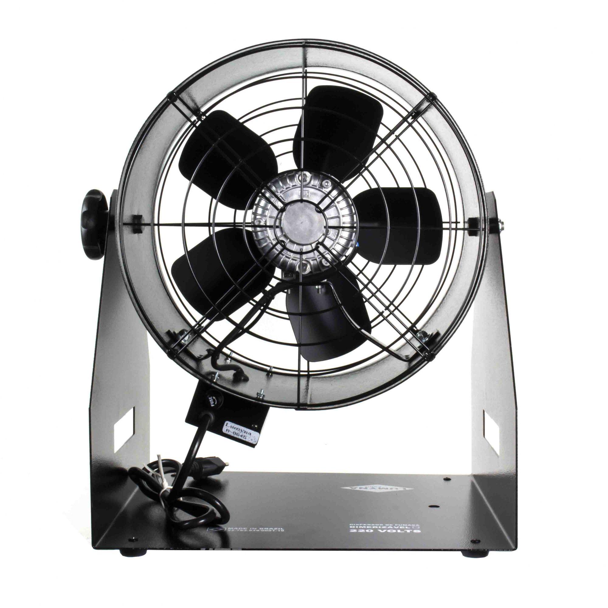 Ventilador Dispersor de Fumaça Fan ON/OFF  Lumyna Light
