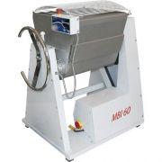 Amassadeira Semi-Rápida Basculante 60kg Gastromaq MBI-60 380V Trifásico