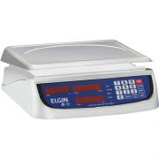 Balança Computadora Elgin DP1502 15Kg c/ Bateria INMETRO