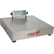 Balança Plataforma Marte LS200 201Kg 70x70cm Serial INMETRO