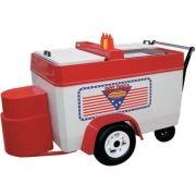 Carrinho a Gás para Hot Dog WHL - Warm