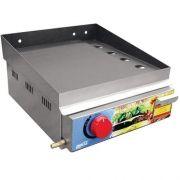 Chapa Bifeteira Standard 1 Queimador CBS1Q - Innal