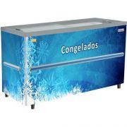 Refrigerador Horizontal p/ Congelados 589L Frilux RF-203 220V