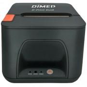 Impressora Térmica Não Fiscal Dimep D-Print Dual Ethernet