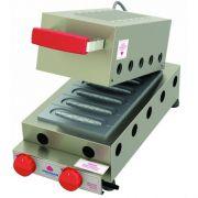 Crepeira a Gás p/ Crepe Suíço 6 Cavidades Progás PRK-60G Style