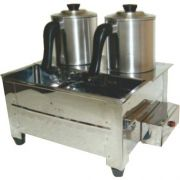 Esterilizador Elétrico Automático 2 Bules Alsa EEBA 2 127V