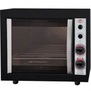 Forno Elétrico Crystal Black Advanced 46L - Layr