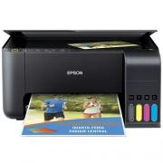 Impressora Multifuncional Epson EcoTank L3150 Jato de Tinta USB / Wi-Fi