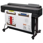 Impressora Plotter HP DesignJet T650 USB / Wi-Fi