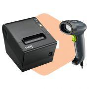 Kit Impressora i9 Elgin + Leitor I-150 Bematech