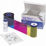 Ribbon Colorido Datacard YMCKT SD160