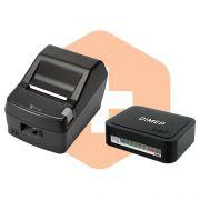 Kit SAT Fiscal D-SAT 2.0 + Impressora Não Fiscal DR800 L