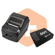 Kit SAT Fiscal DS100i + Impressora DR800 H - Daruma