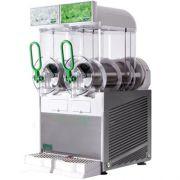 Máquina de Frozen 2 Cubas 2x6L Bras FBMini 2 220V
