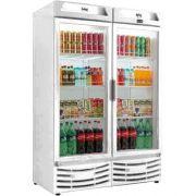 Refrigerador Expositor Vertical 1200L Frilux Visacooler RF-006 220V