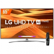 Smart TV LED 65 pol. 4K UHD LG 65UM761C0SB.BWZ