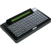 Teclado Programável Gertec TEC-E 65 c/ Display PS2