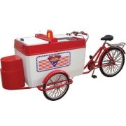 Triciclo para Hot Dog TRI-GHL - Warm