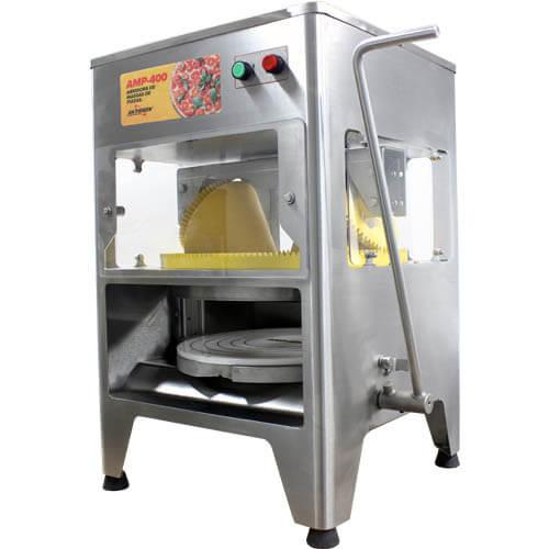 Abridora de Massas de Pizza Skymsen AMP-400 127V  - ZIP Automação
