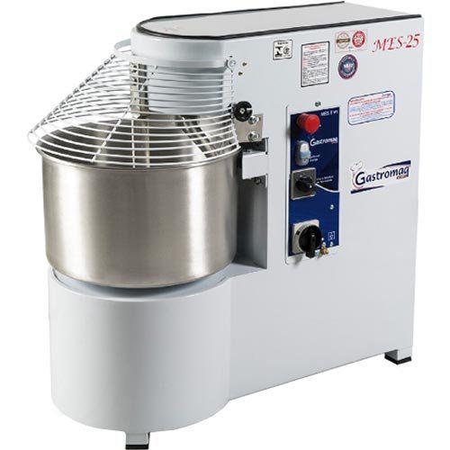 Amassadeira Espiral 25kg Gastromaq MES-25 1 Velocidade 220V  - ZIP Automação