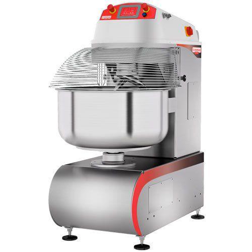 Amassadeira Espiral 40kg Granomaq AEG-40 220V Trifásico  - ZIP Automação