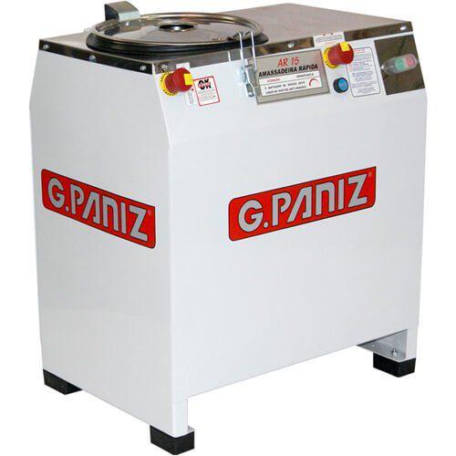 Amassadeira Rápida 15kg AR 15 - G.Paniz  - ZIP Automação