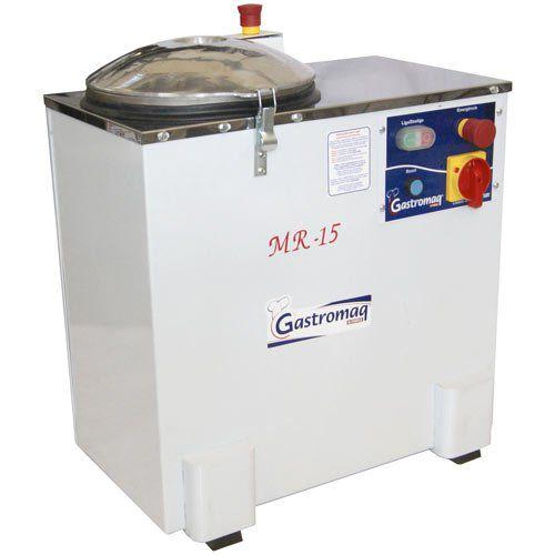 Amassadeira Rápida 15kg Gastromaq MR-15 127V  - ZIP Automação