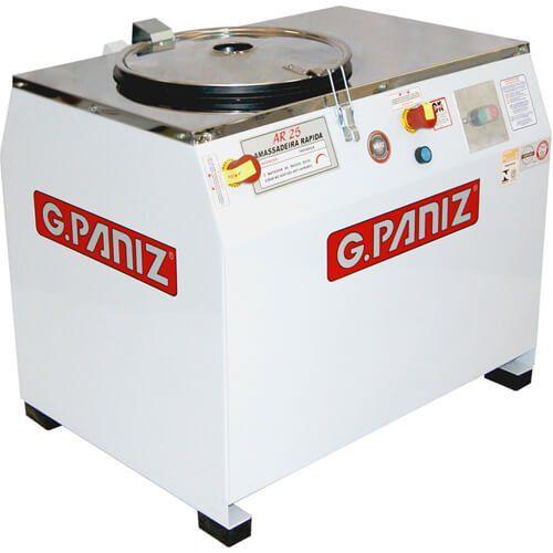 Amassadeira Rápida 25kg AR 25 - G.Paniz  - ZIP Automação
