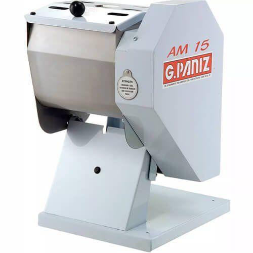 Amassadeira Semi-Rápida Basculante 15kg G.Paniz AM-15 127V  - ZIP Automação