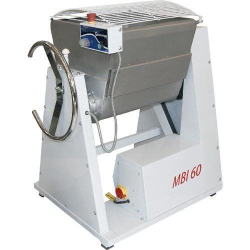 Amassadeira Semi-Rápida Basculante 60kg Gastromaq MBI-60 380V Trifásico  - ZIP Automação